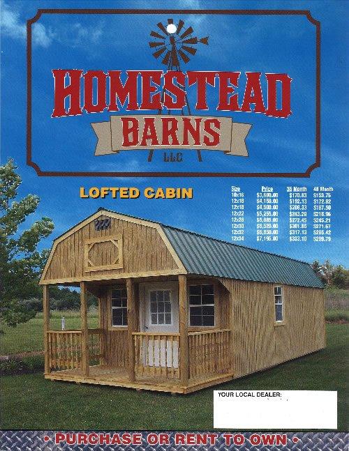 Homestead Barns