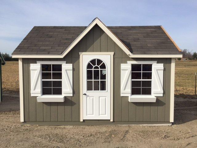 Custom Built Barns – Amish Built Barns