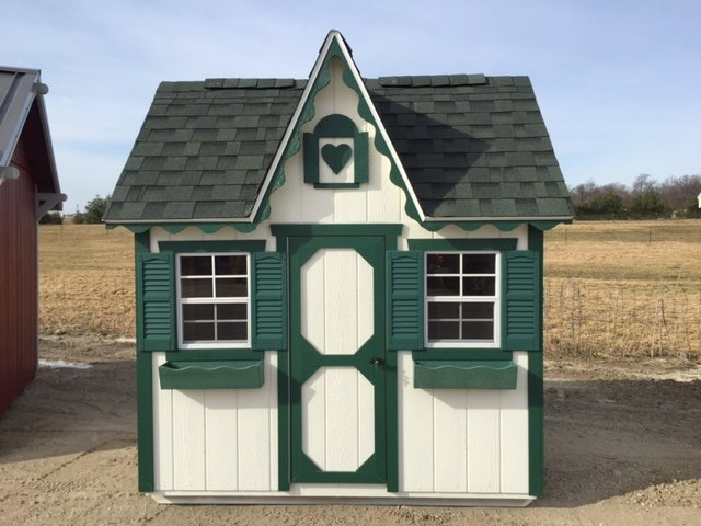 Amish Built Bars : Custom built barns amish